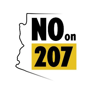 No on Arizona Prop 207