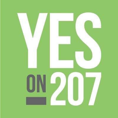 Yes on Arizona Prop 207