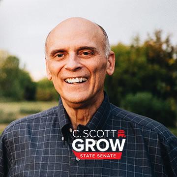 Idaho State Senator C. Scott Grow