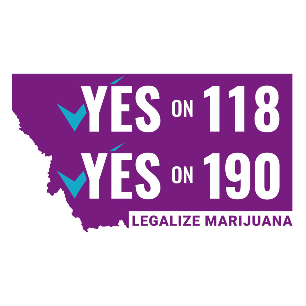 Yes on Montana Initiative 190 and Constitutional Initiative 118