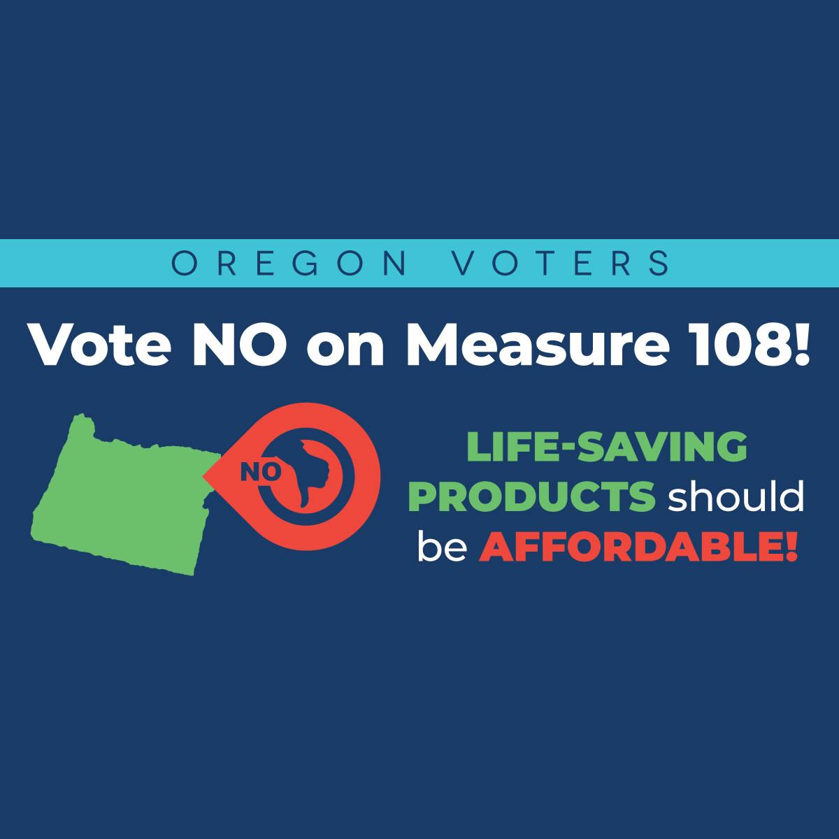 No on Oregon Measure 108