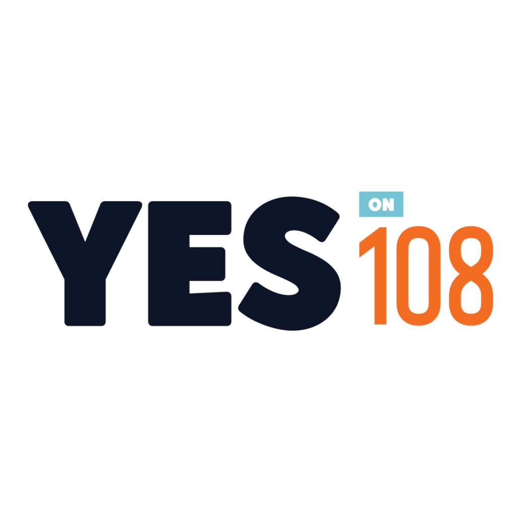 Yes on Oregon Measure 108