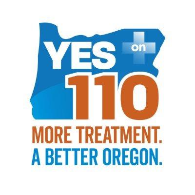 Yes on Oregon Measure 110