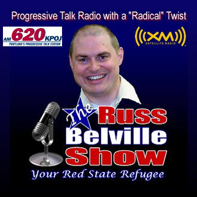 The Russ Belville Show on XM Satellite Radio