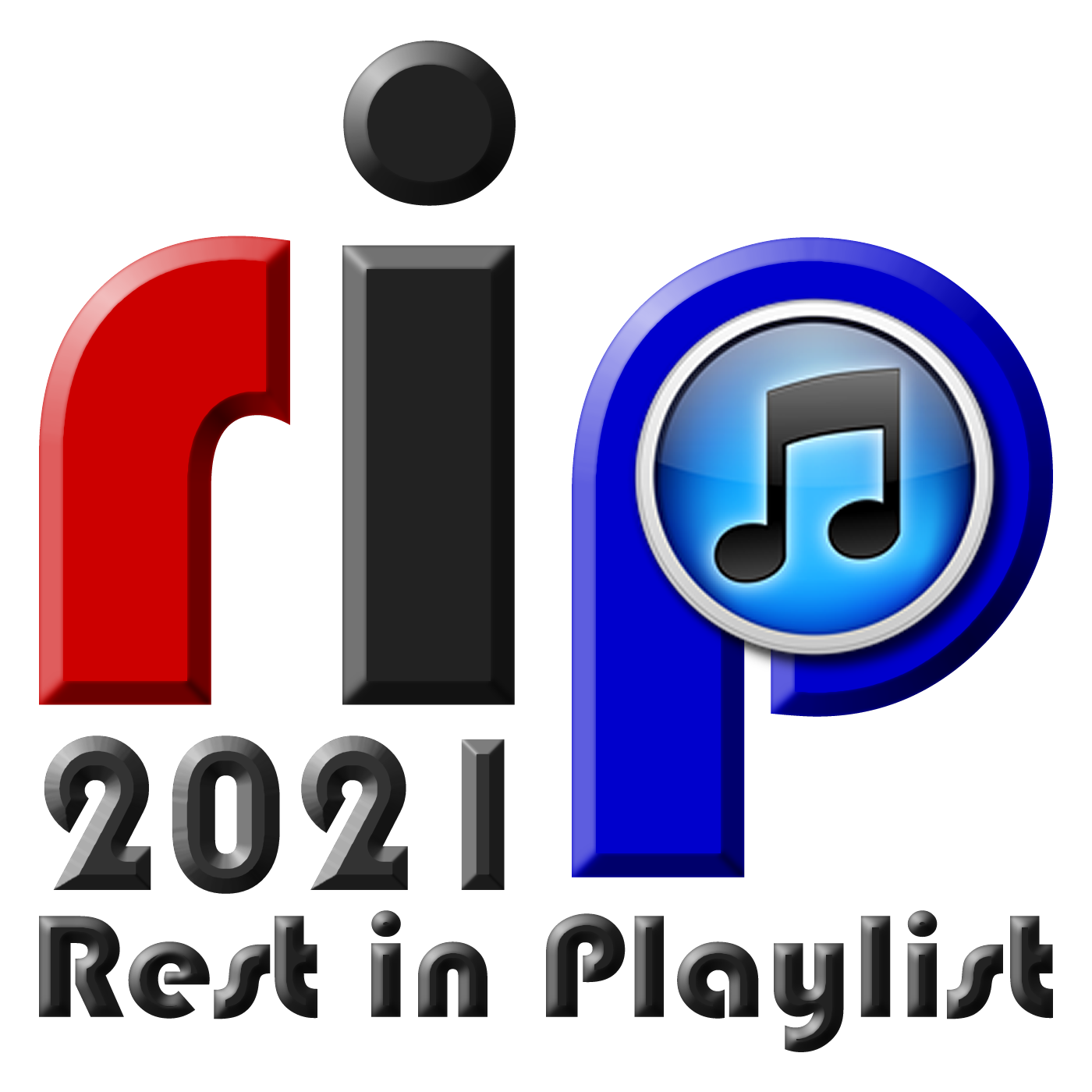 Rest in Playlist 2021