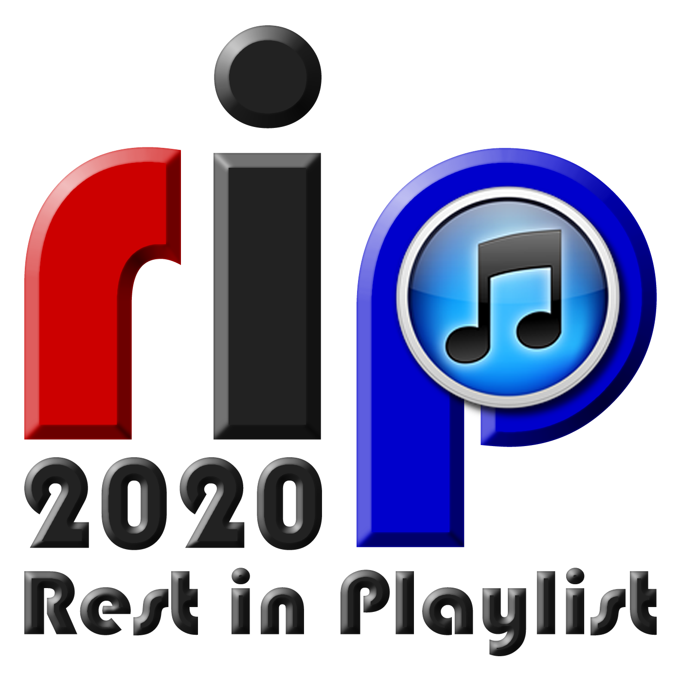 Rest in Playlist