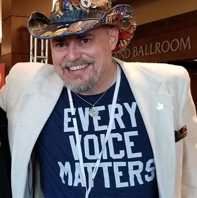 """""""Radical"""" Russ says """"Every Voice Matters"""""""