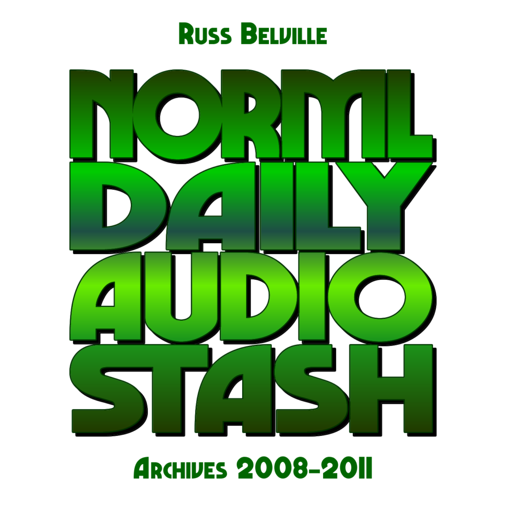 NORML's Daily Audio Stash with Russ Belville