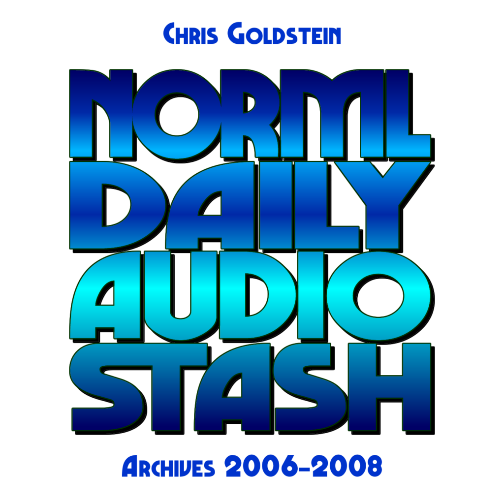 NORML's Daily Audio Stash with Chris Goldstein