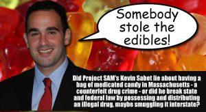 Kevin Sabet Massachusetts Gummies