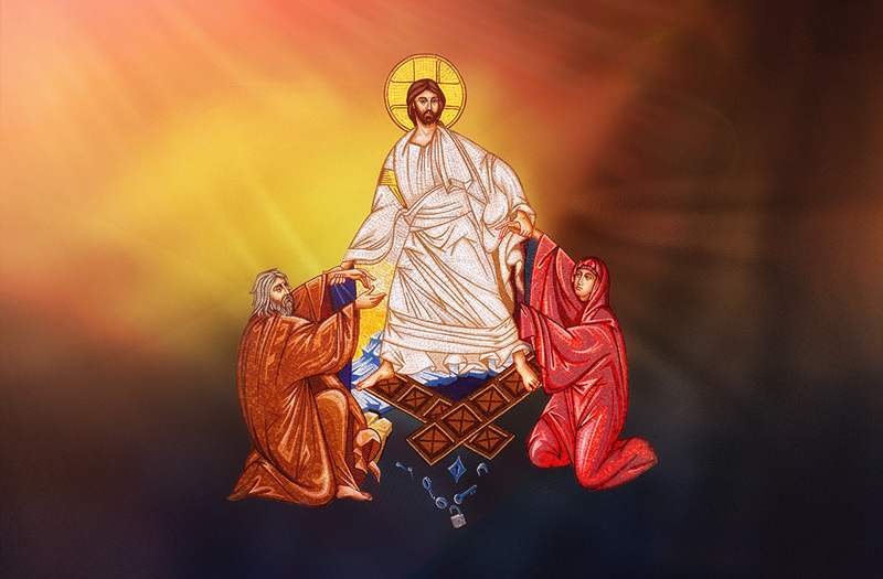 EASTER PASTORAL OF THE UKRAINIAN CATHOLIC HIERARCHY OF  THE U.S.A.