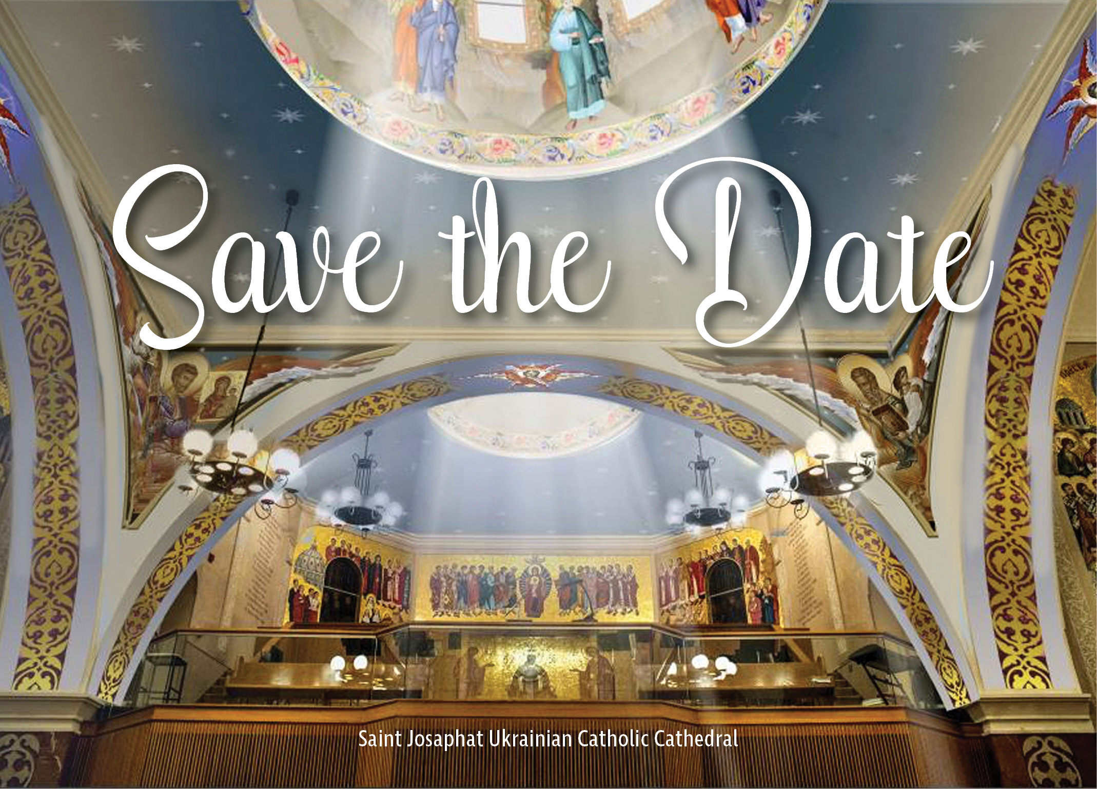 SAVE THE DATE: Cathedral Icon Blessing
