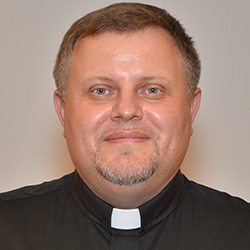 Rev. Yaroslav Koval