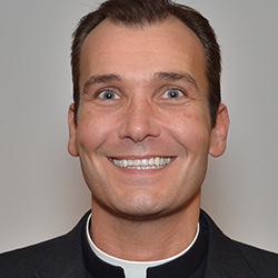 Very Rev. Canon Ignatius Kury