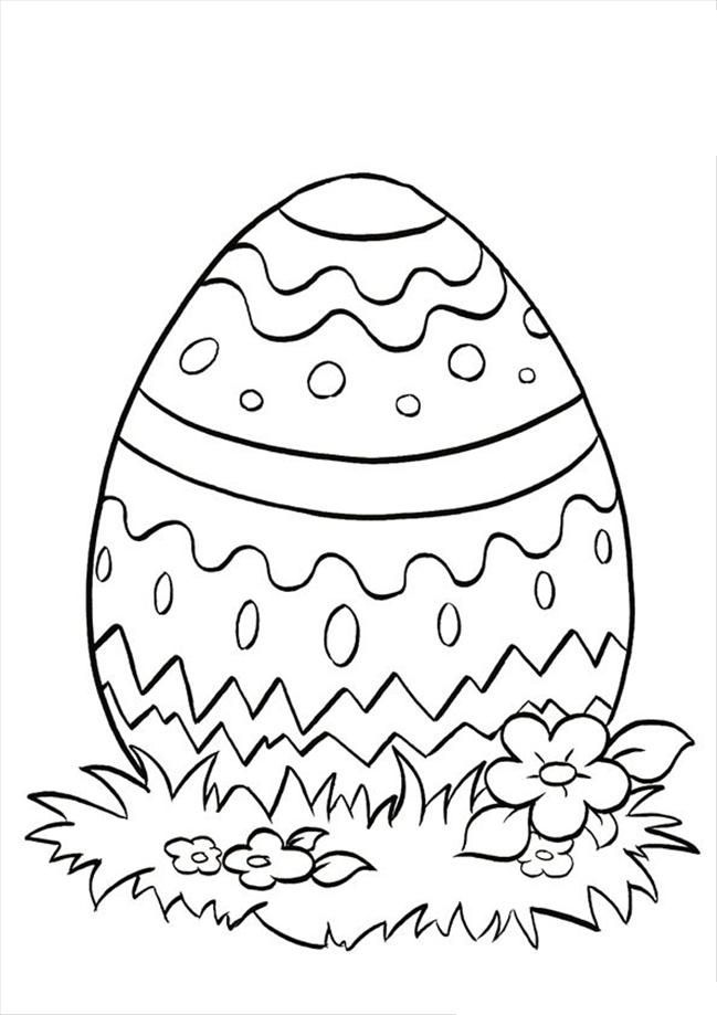 Activities for Children – Holy Week and Easter Coloring Pages