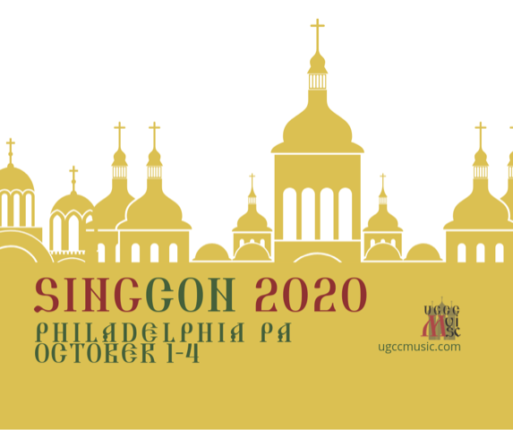 A LETTER FROM THE ORGANIZERS ABOUT THIS YEAR'S SINGCON