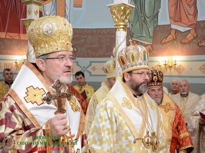 Блаженніший Святослав висловив щирі співчуття з приводу смерті владики Мілана Шашіка