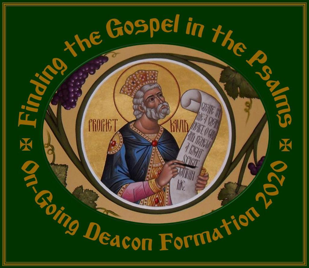 St Josaphat Eparchy Held Annual Deacon Retreat