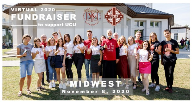 Ukrainian Catholic Education Foundation Virtual Fundraiser to support UCU