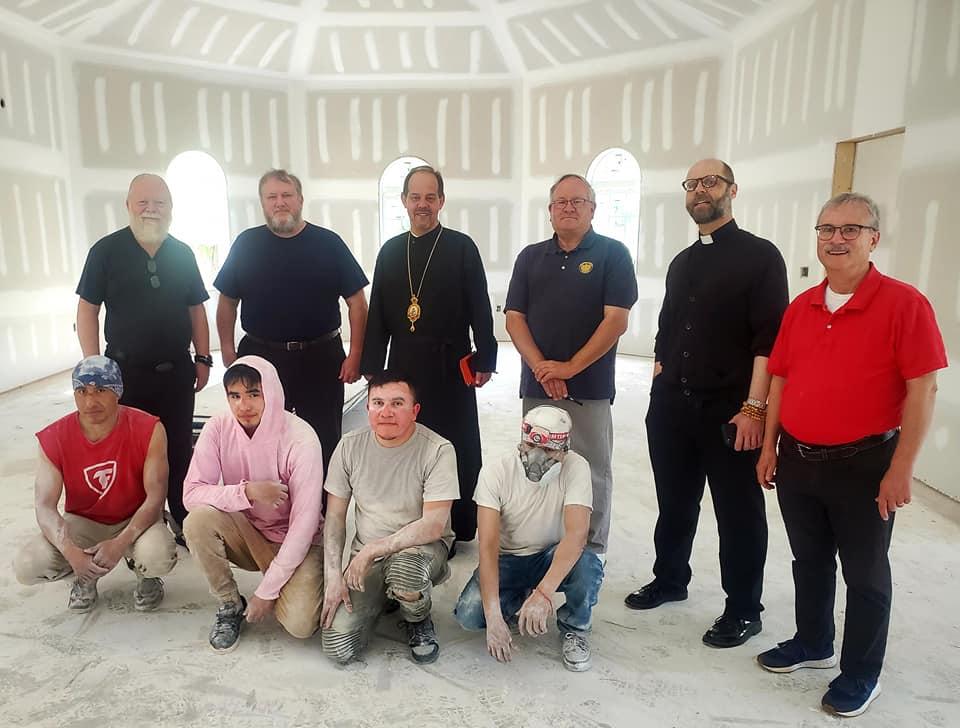 Establishment of Saint Sophia Ukrainian Catholic Parish in NC