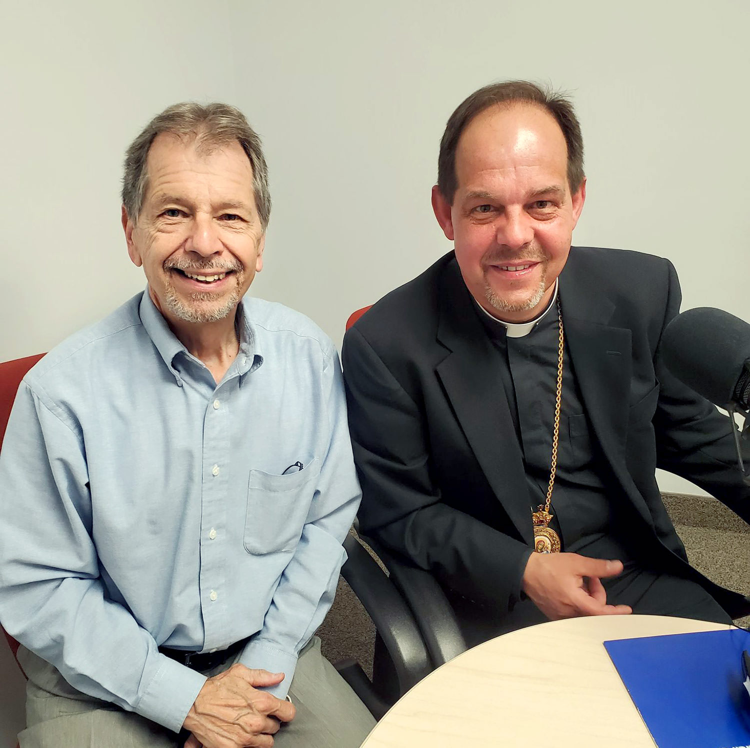 Table Talk with Bishop Danylo at AM 1260 The Rock