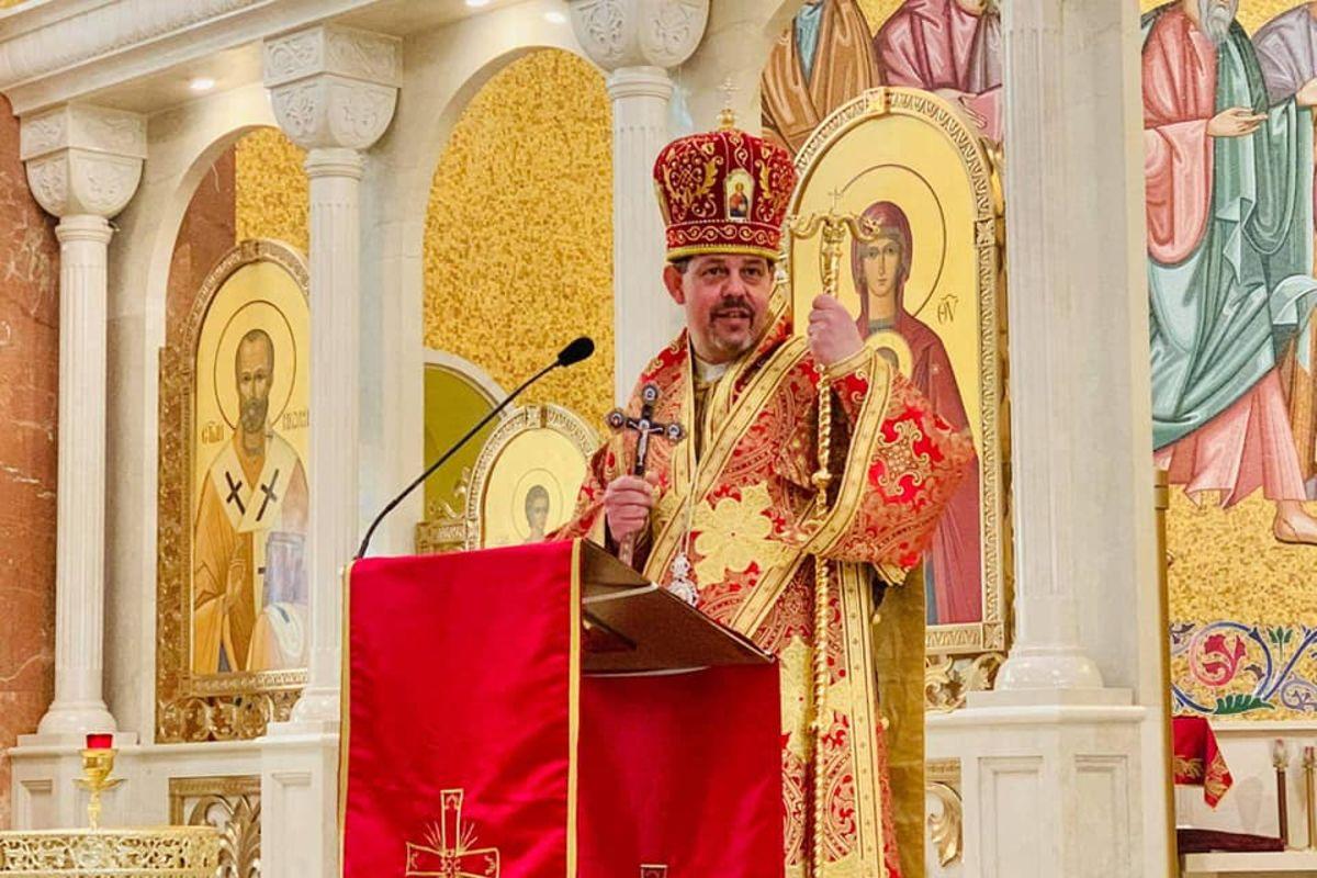 Божественна Літургія як дар від Бога є, перш за все, даром любові