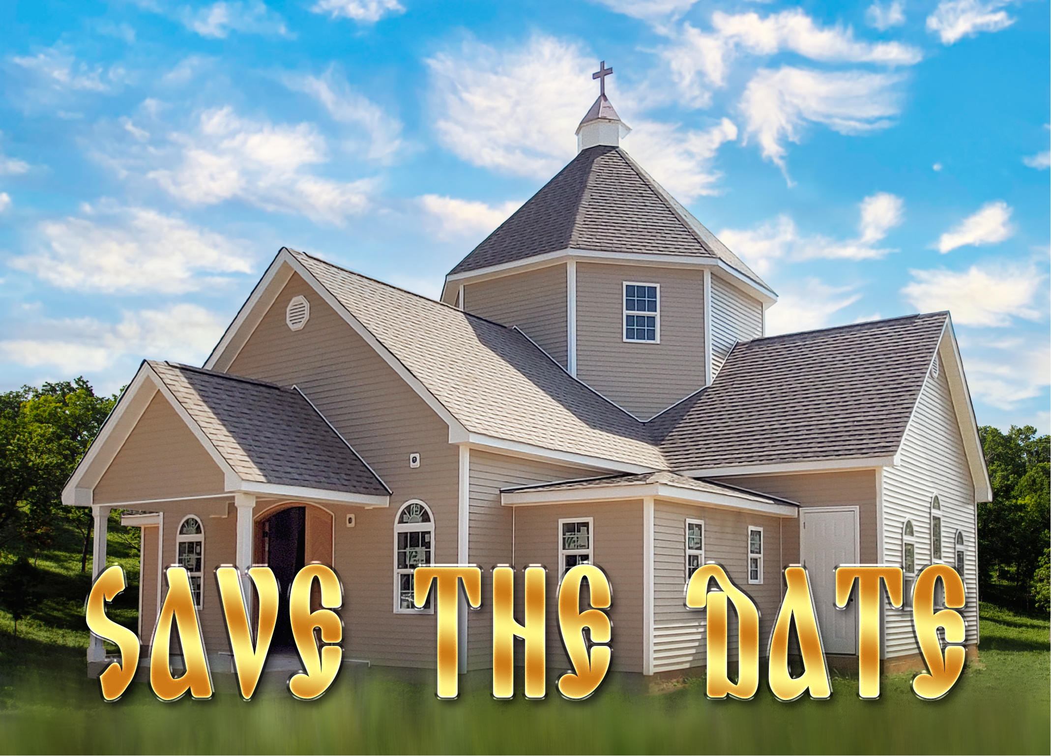 BLESSING AND DEDICATION OF ST SOPHIA IN GARNER, NC