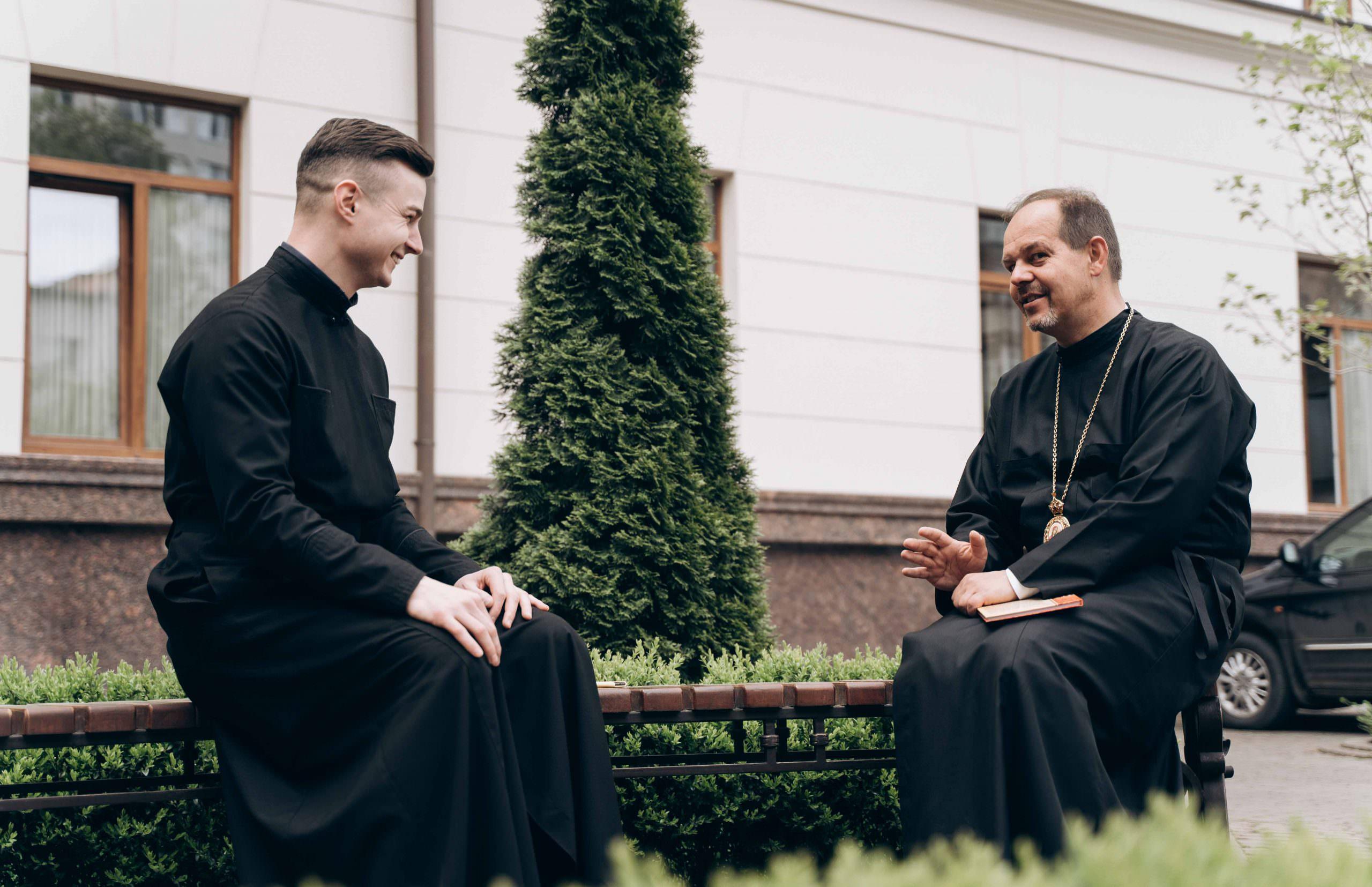 «Сучасні семінаристи є більш чутливі до проблем людей», – вл. Богдан Данило, єпископ Пармський