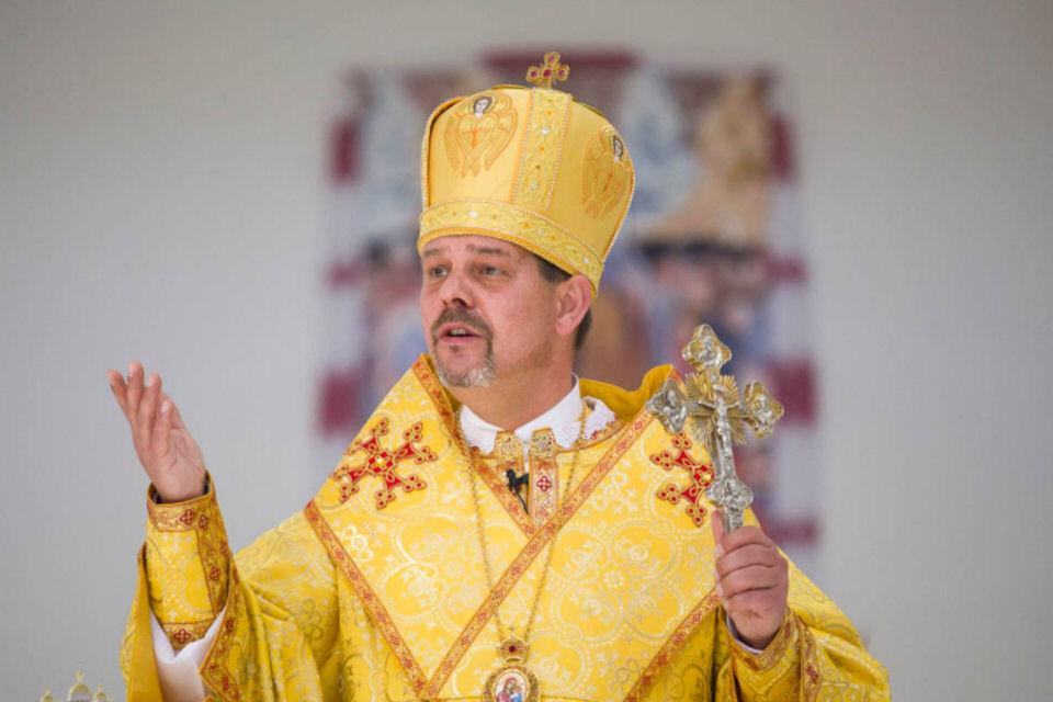 «Церква буде такою, якими будемо ми», — владика Богдан Данило, єпископ Пармської єпархії УГКЦ у США