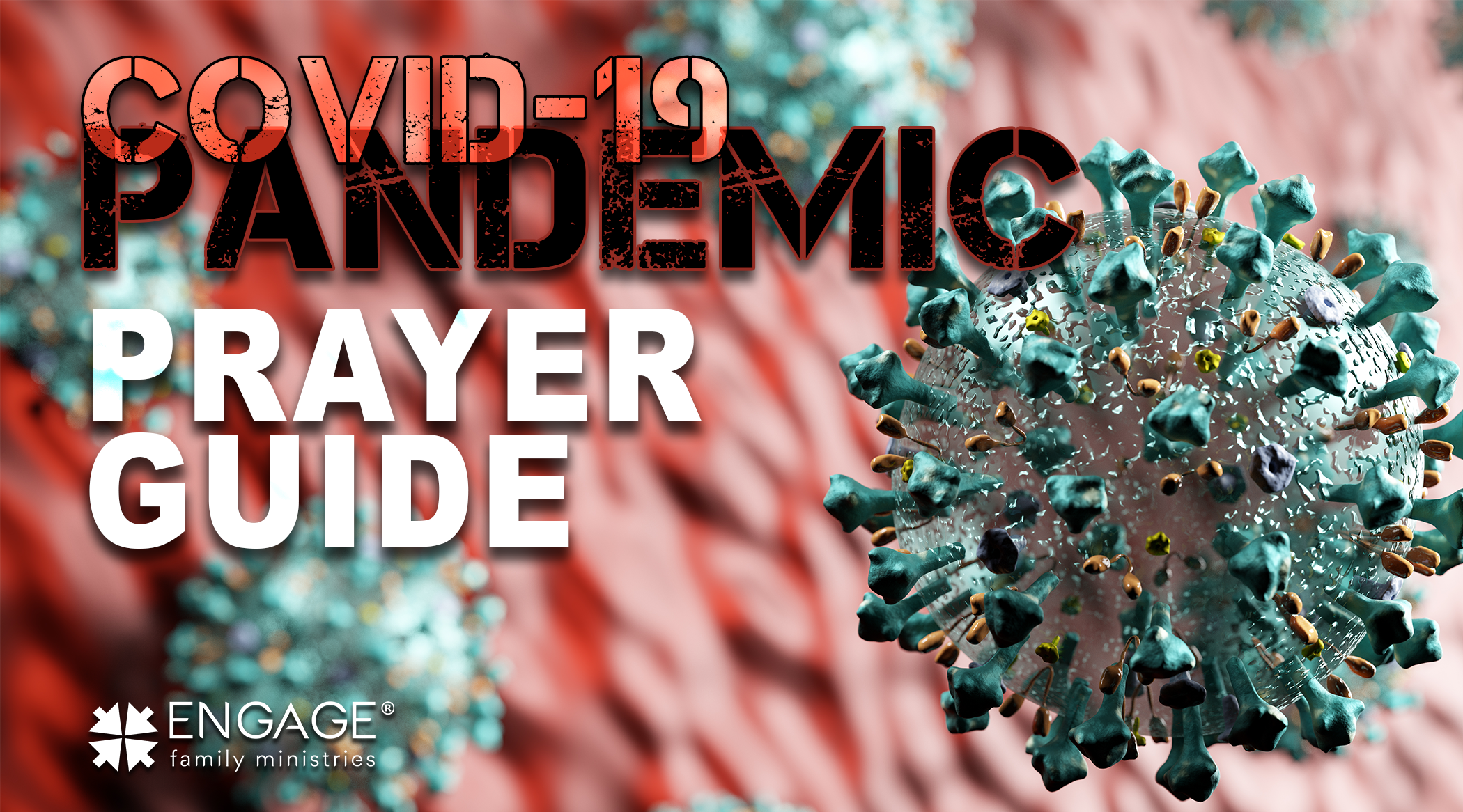 COVID-19 Pandemic Prayer Guide