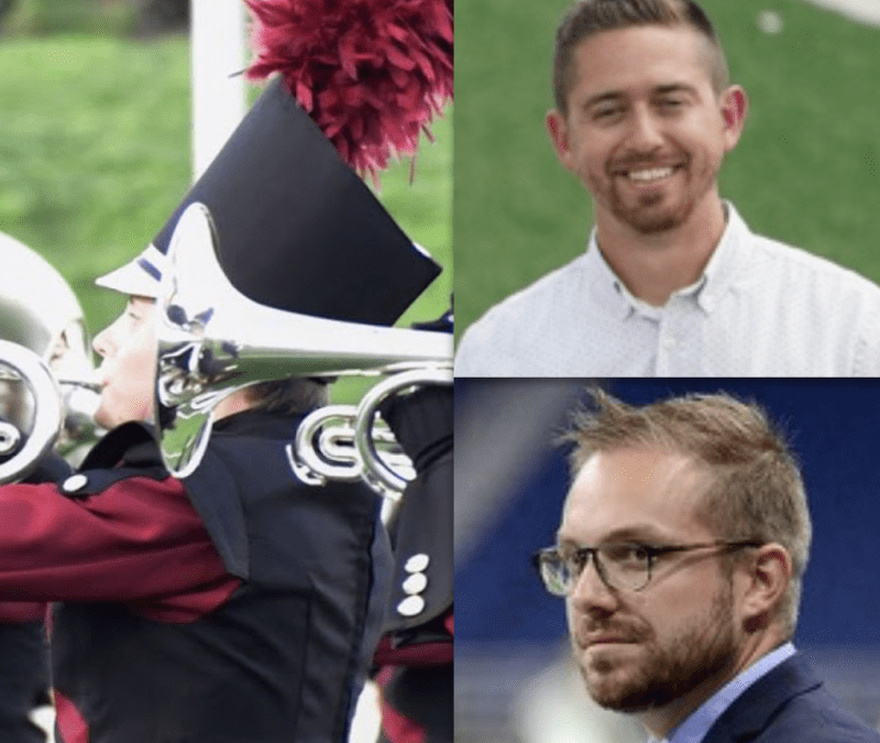PODCAST: How to Get More Effective Marching Arrangements with Evan VanDoren