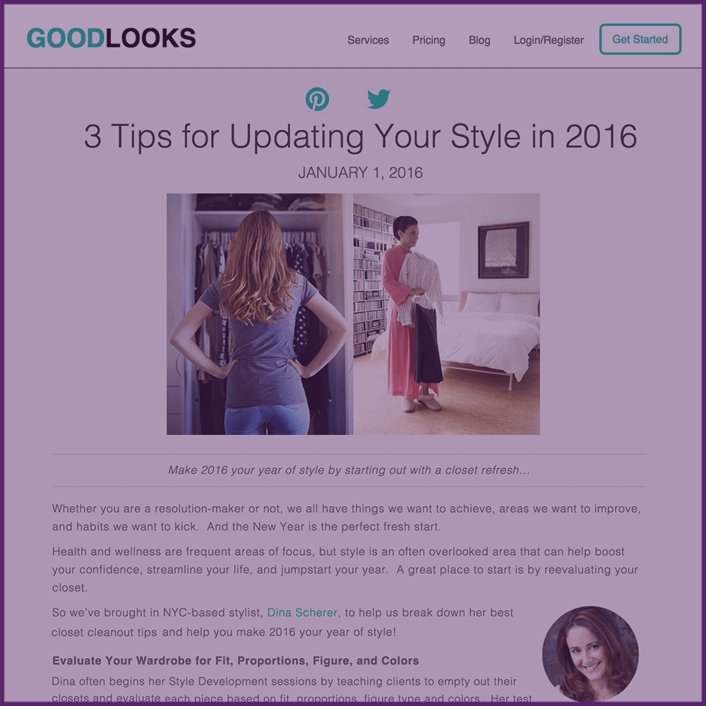 3 Tips For Updating Your Style In 2016 Goodlooks.me Feature Article