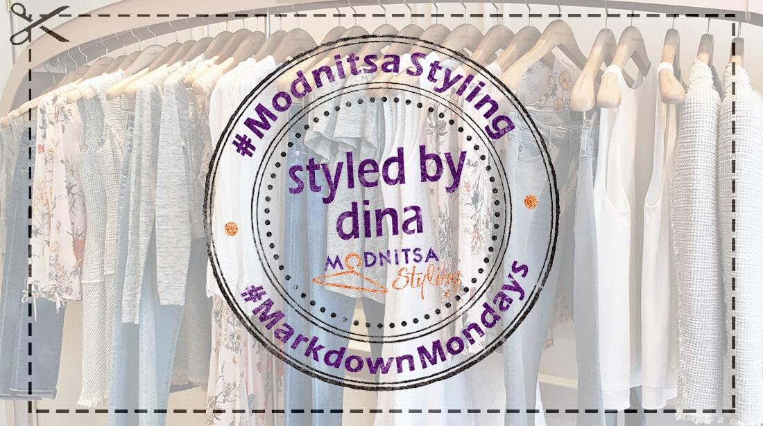 Markdown Mondays Blog Post Shopping Deals
