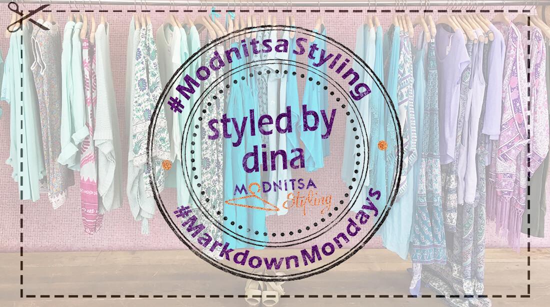 Markdown Mondays Blog Post Shopping Discounts