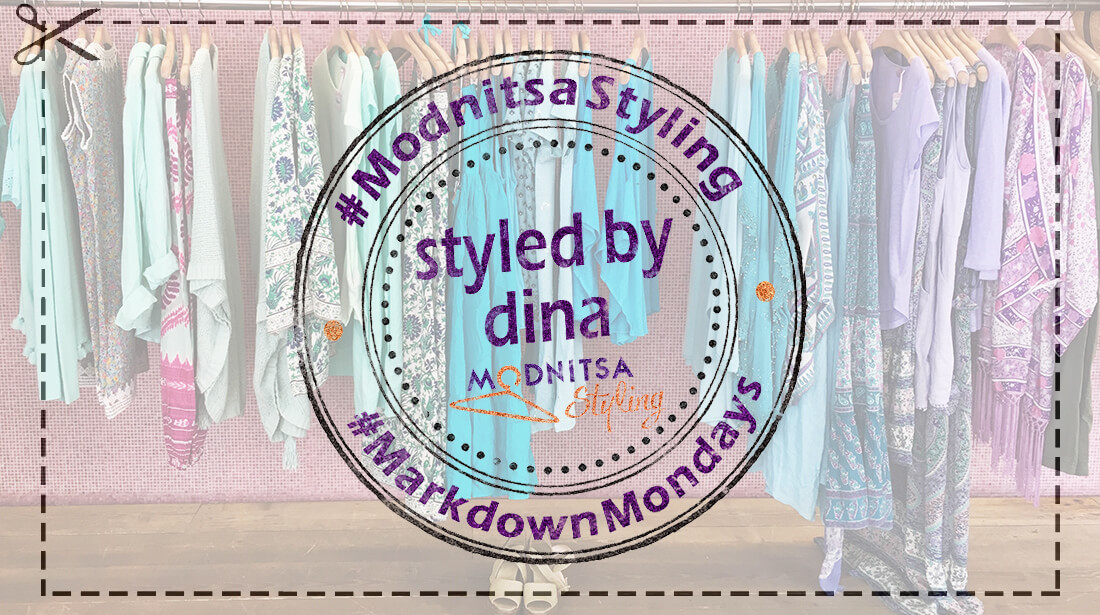 Markdown Mondays Blog Post Shopping Discounts