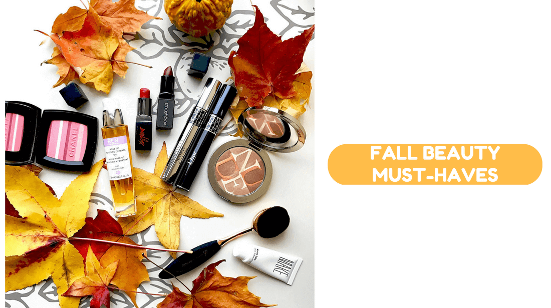 Fall 2016 Beauty Must-Haves