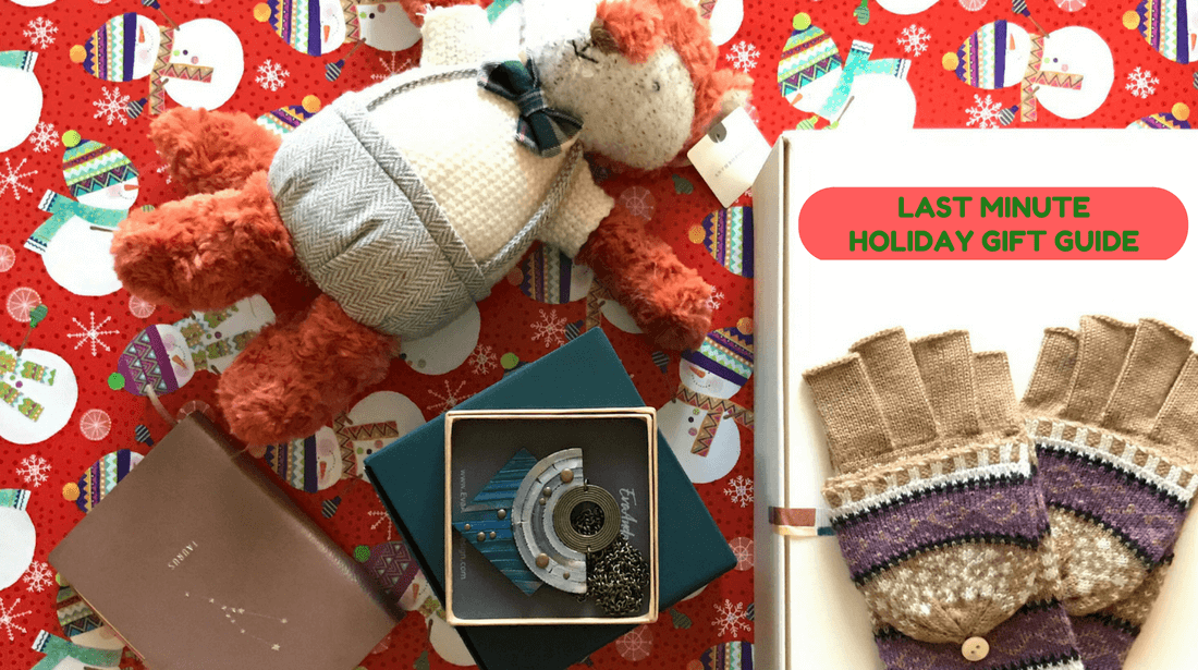 Holiday Gift Guide For The Stylish Gal by Modnitsa Styling