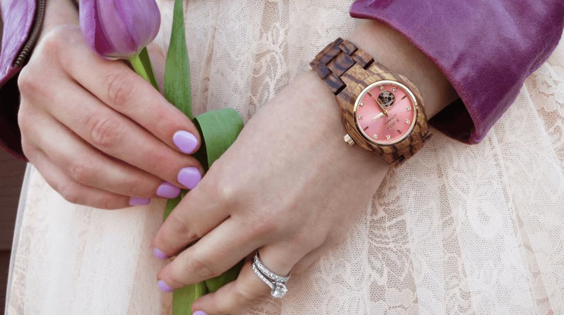 JORD Watches Feature by Modnitsa Styling