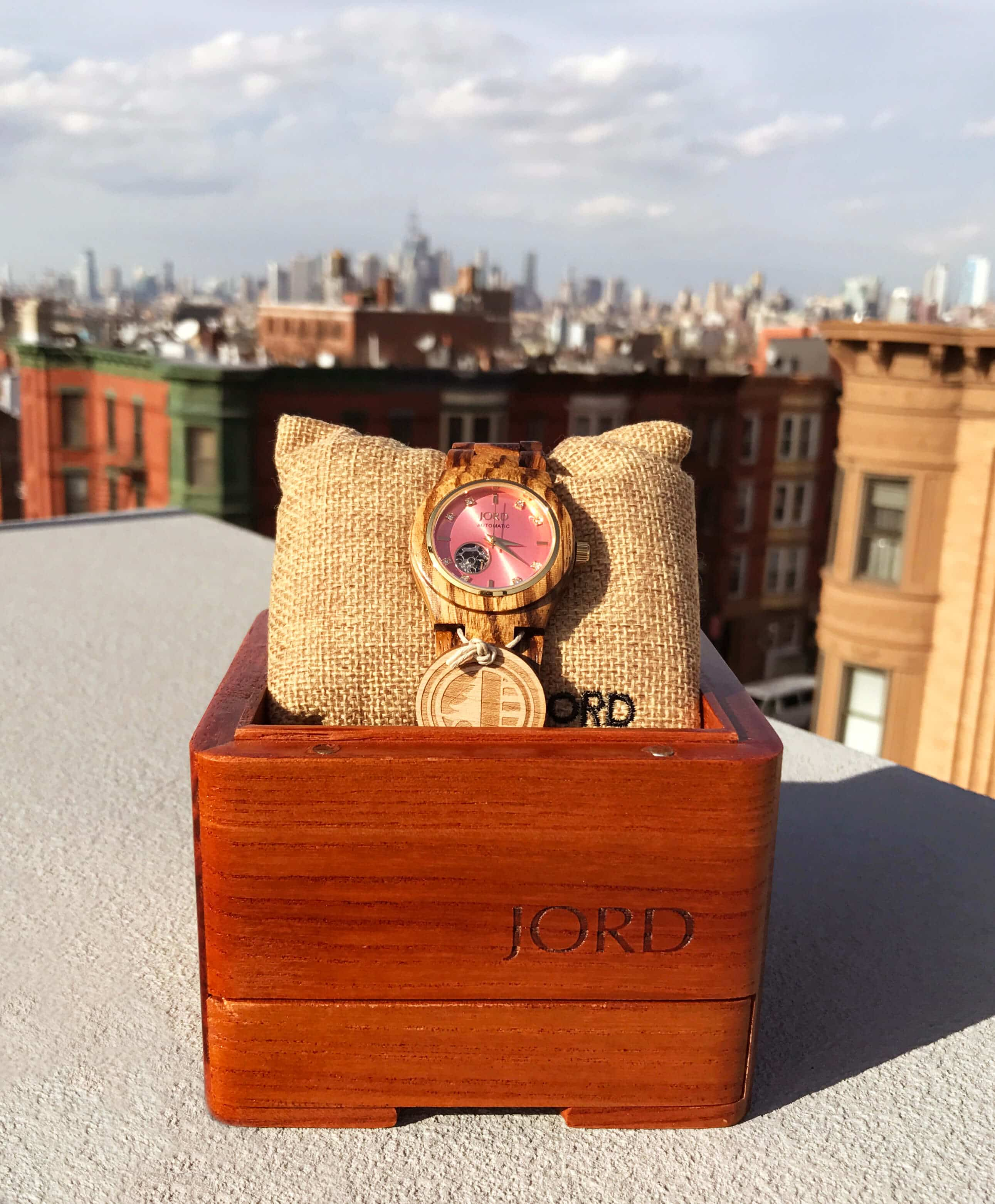 JORD Watches Feature by Modnitsa Styling