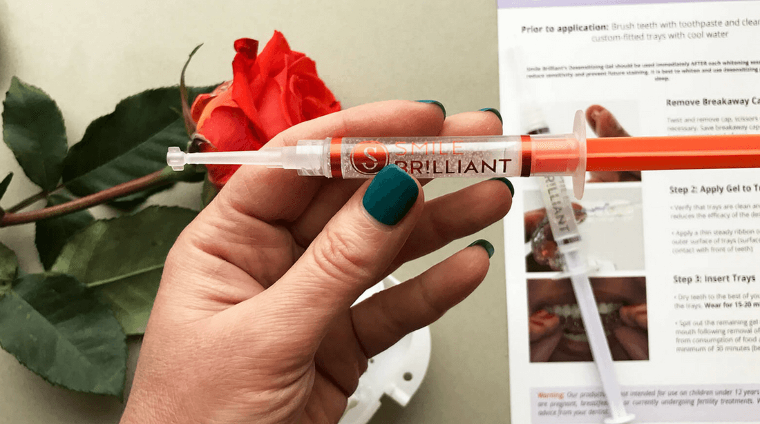 Smile Brilliant Teeth Whitening Blog Post