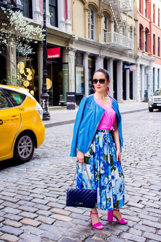 Colorful Spring Elegance Blog Post Modnitsa Styling