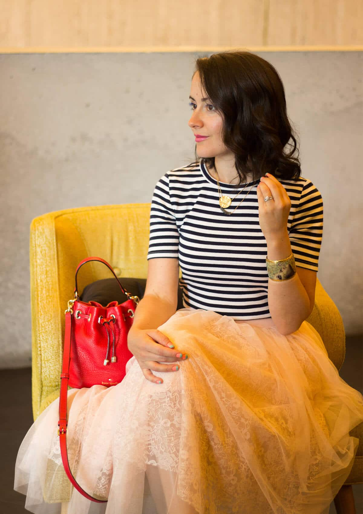 How-to-Style and Wear a Princess Skirt Every Day