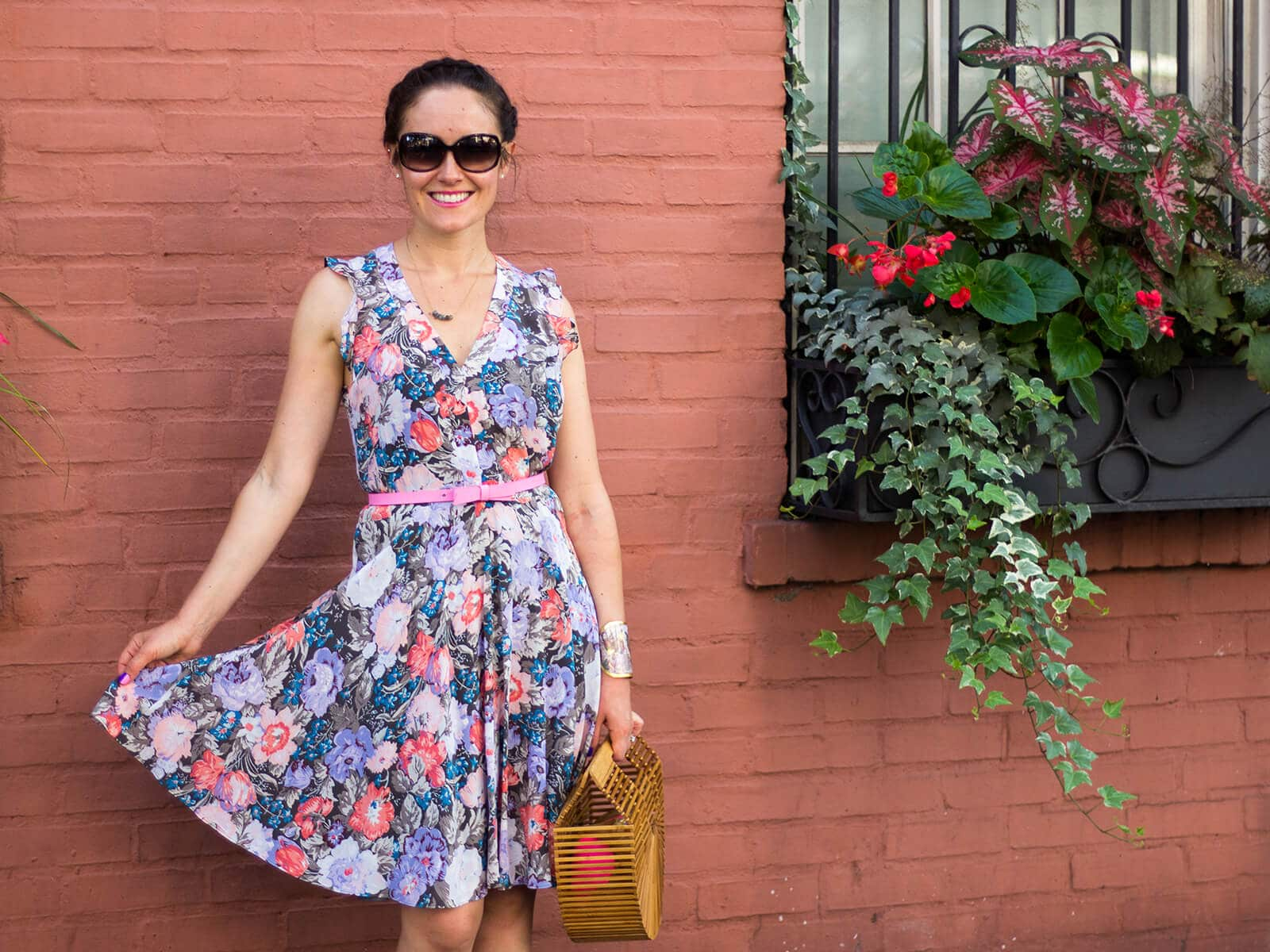 Ultra Feminine Style Outfit Inspiration Blog Post