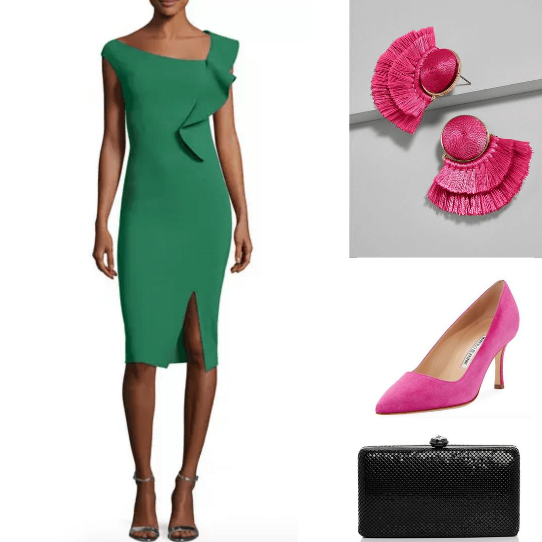 Virtual Styling Dressy Occasion Look by Modnitsa Styling