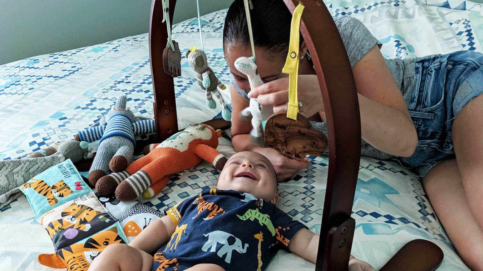 Most Stylish Baby Toys Blog Post