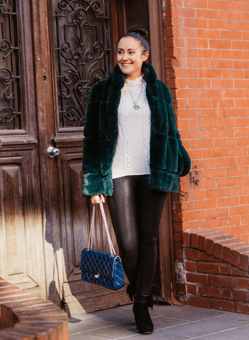 Faux Real Winter Elegance by Modnitsa Styling