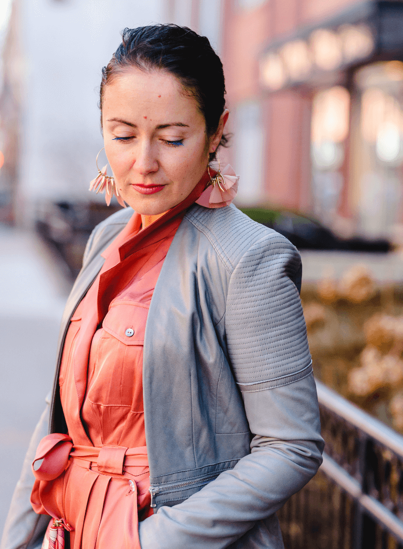 Pantsuit for Spring by Modnitsa Styling