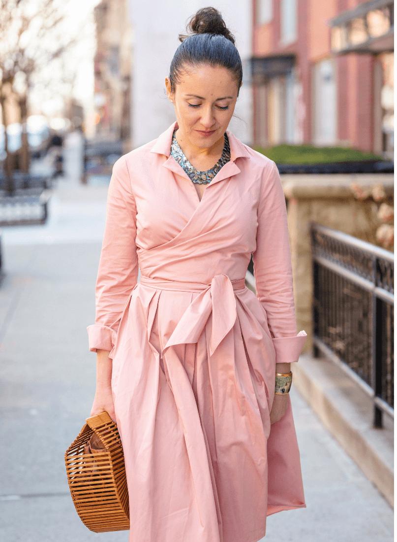 GMG Elisabetta Dress with Cult Gaia Bag by Modnitsa Styling_1