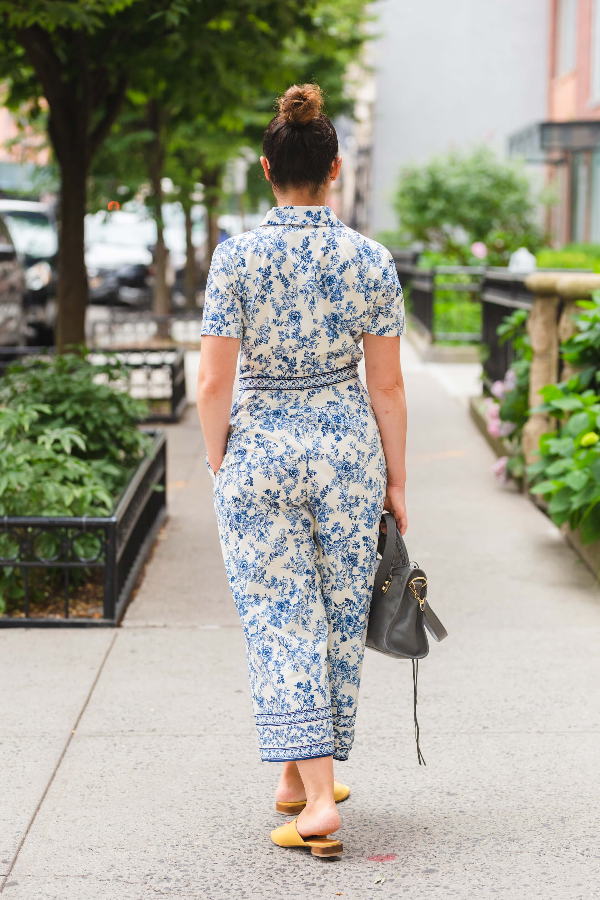 GMG Darla Jumpsuit Coclico Shoes Look by Modnitsa Styling