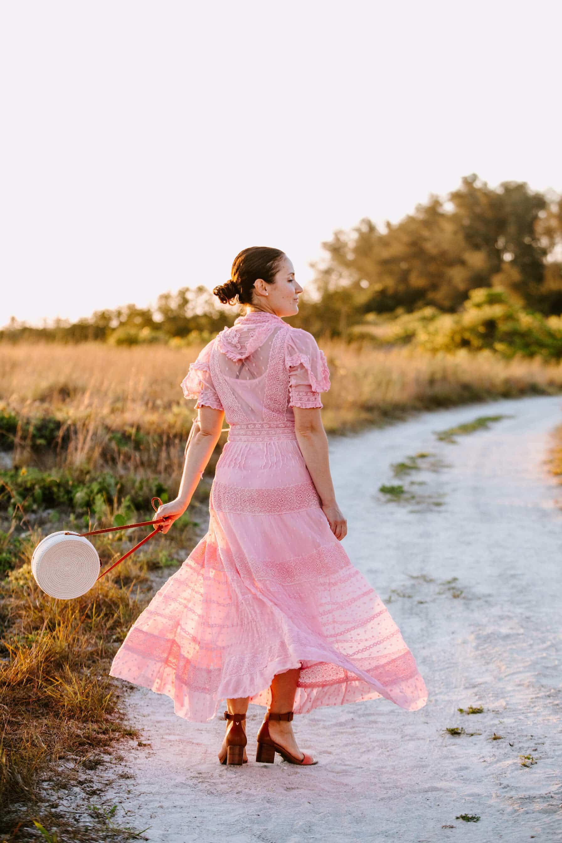 Loveshackfancy Romantic Boho Dress by Modnitsa Styling